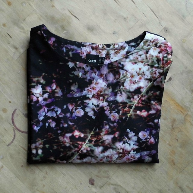 Jan/Dec Faves ASOS Printed Top
