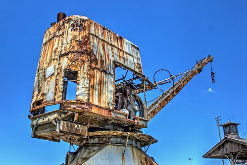 Steam Crane HDR