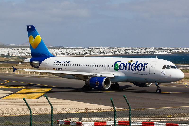 Condor - A320 - D-AICF (2)