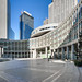 Courtyard of Tokyo Metropolitan Government Building (東京都庁舎)