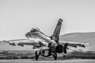 F-16A 'Netz' Tail 107