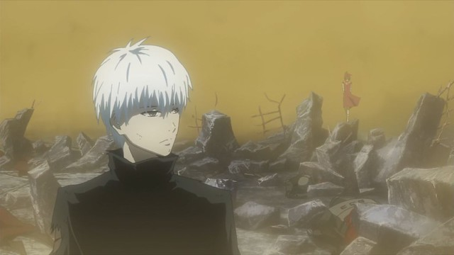 Tokyo Ghoul A ep 1 - image 27