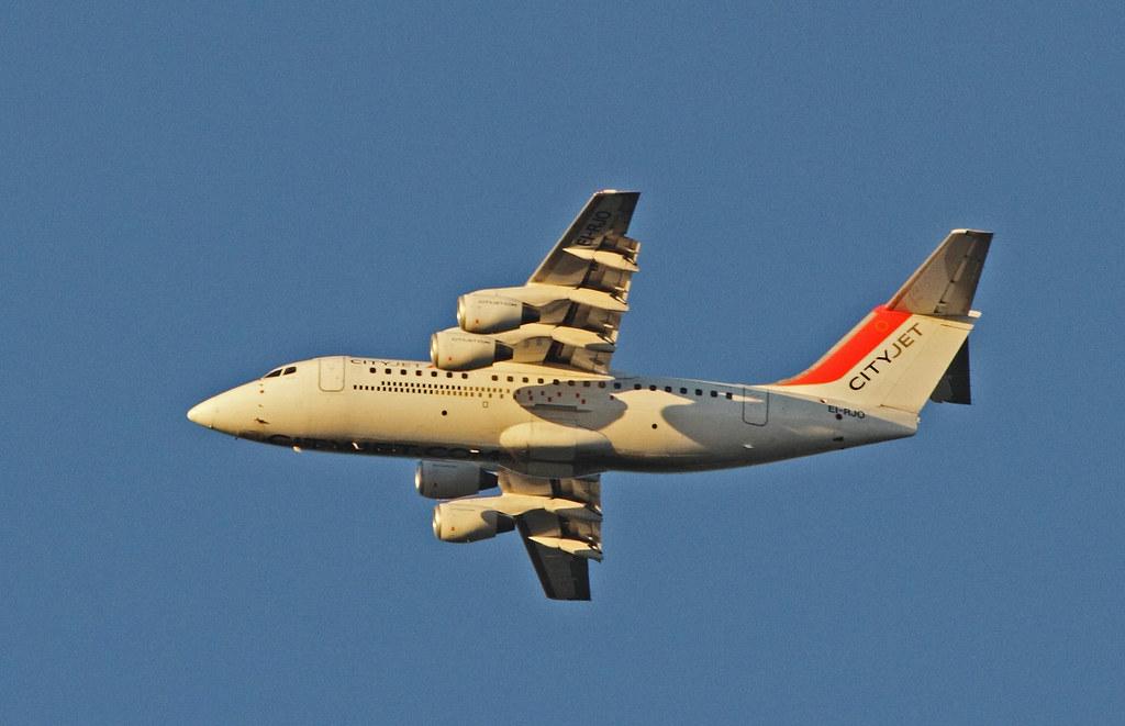 BAe 146 - Cityjet