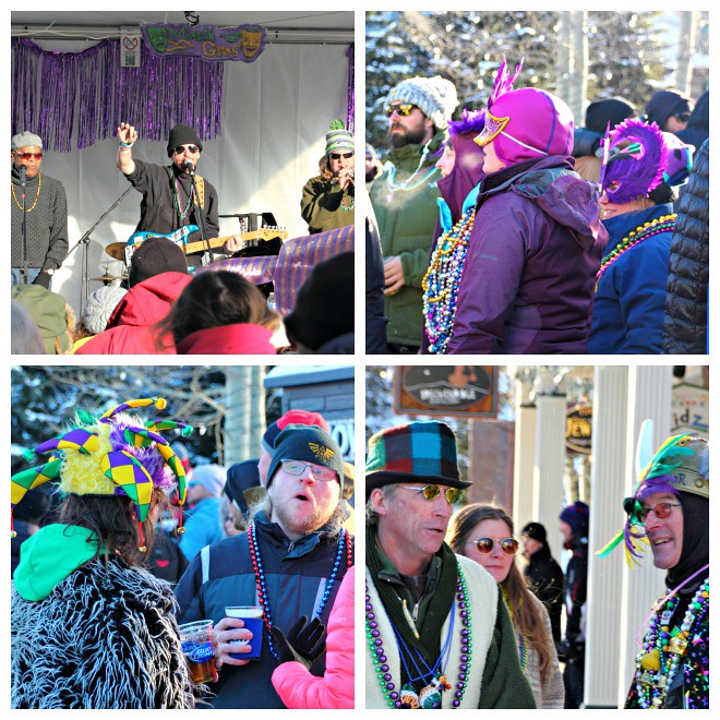 Breckenridge, Mardi Gras juhlat