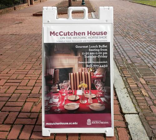 McCutcheon House, USC