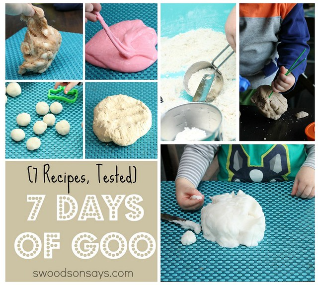 DIY Sensory Recipes for Homemade Playdough
