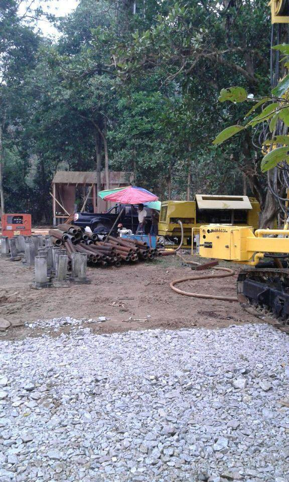 Perkampungan Tualang Tube Well Project