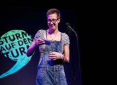 Sara Buchner - Poetry Slam Wien