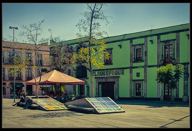 Plaza Garibaldi, Ciudad de México