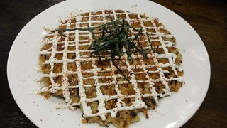 Vegan Okinomiyaki from Vegeme