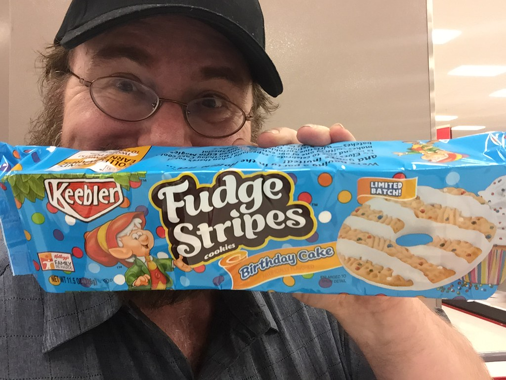 By Keebler Fudge Stripe Happy Birthday Ernie Cookies 5 2016 At Target