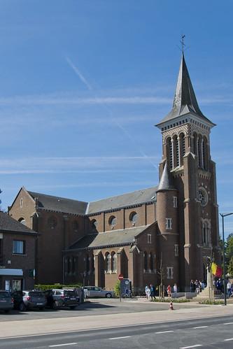 Bekkevoort, Sint-Pieterskerk.