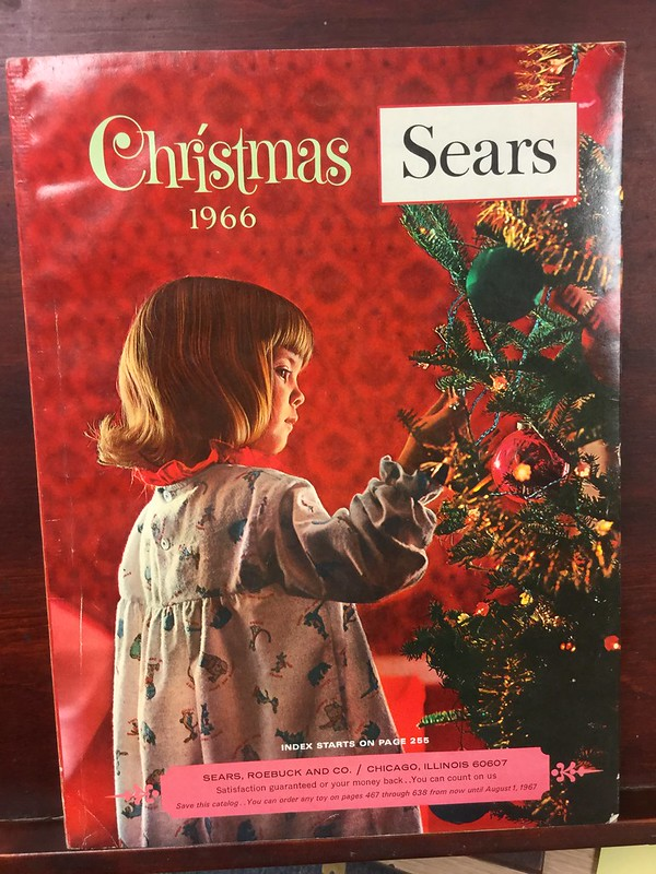 1966 Sears Christmas Catalog, 637 Numbered Pages, Chicago Edition. From the collection of Mike Mozart of TheToyChannel and JeepersMedia on YouTube #1966 #Sears #Christmas #Wish #Book #Catalog