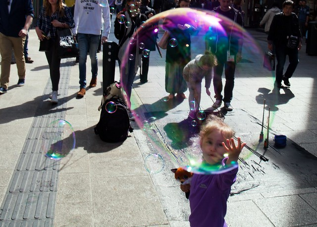 The Child in the Bubble