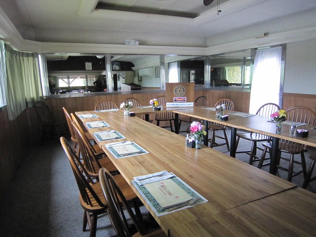 ChesDel Restaurant Middletown DE Retro Roadmap