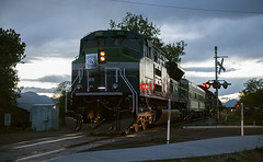 SD70ACe-T4 Demos Head West