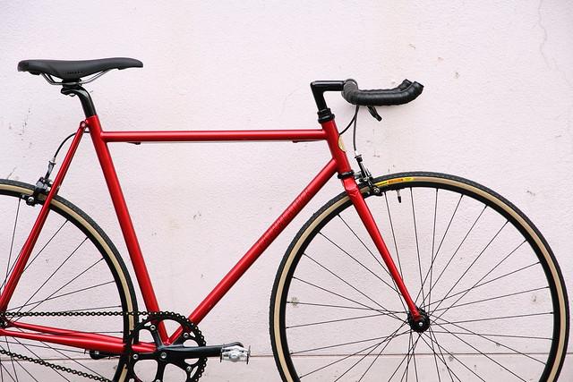 *FAIRWEATHER* track complete bike