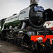 The Flying Scotsman at Crewe by boydy37