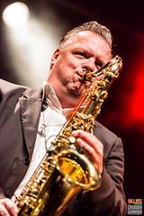 Thorbjørn Risager & the Black Tornado @ Blues Party