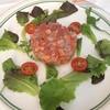 Tartare dello chef #instafish #fish #food #seafood