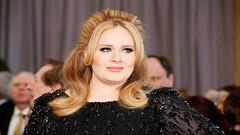 Adele - British Singer and Songwriter.