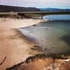 Sandbar forms a month before Summer begins.  @pescaderocreek