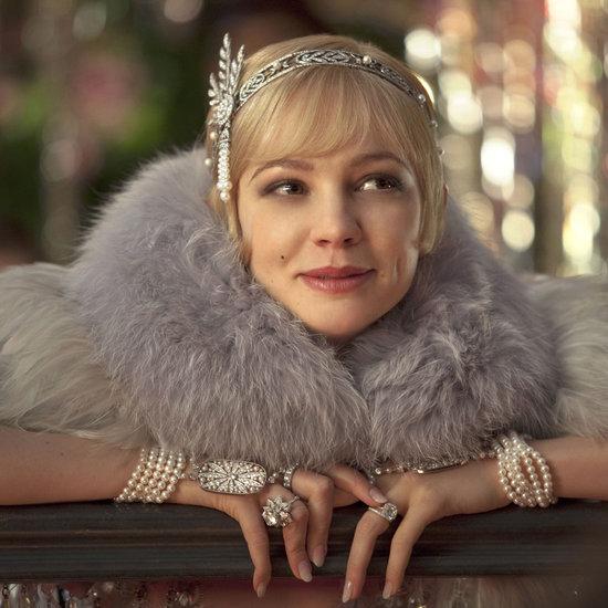 Carey Mulligan in Tiffany for Great Gatsby
