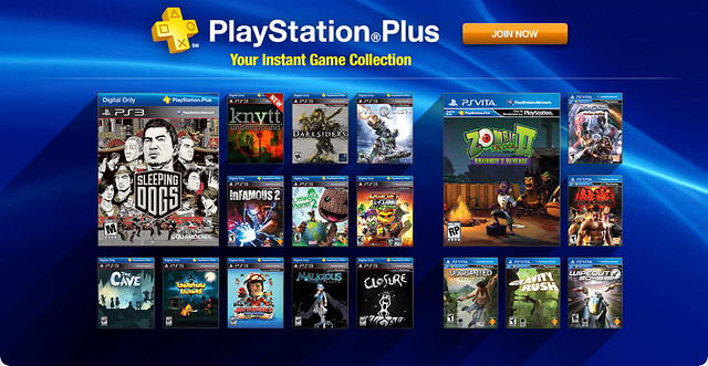 PlayStation Plus Update 5-14-2013
