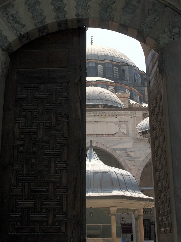 half-doorway
