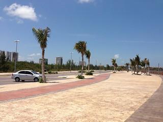 Malecón Cancún