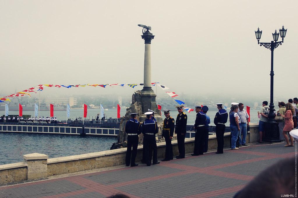 12.5.2013 | 230-летие Черноморского флота . Севастополь