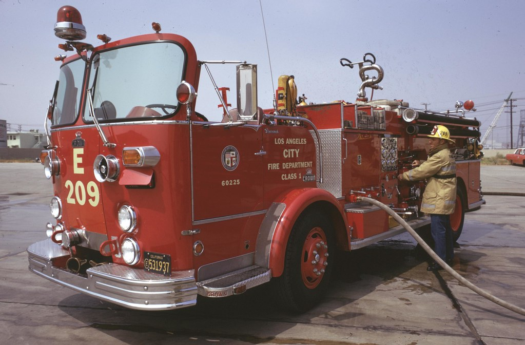 Los Angeles Fire Department Historical Society's most