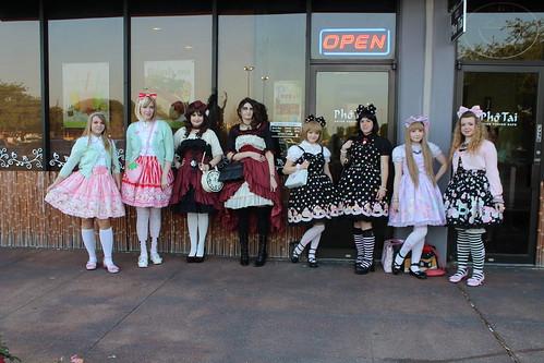 Metroplex Lolitas Twinning Meetup