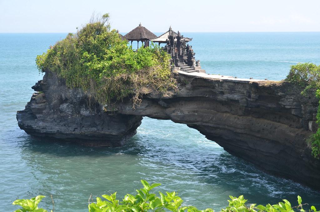 Bali.Au Temple de Tanah Lot.32