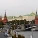 Russie Moscou - tour de ville