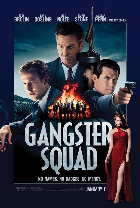 Gangster Squad แก๊งกุดหัวเจ้าพ่อ