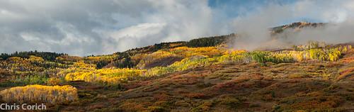 autumn autostitch panorama usa canon colorado unitedstates stitch co autumncolor ef70200f4l ptgui 5dmkii cr864 littlecimarronroad