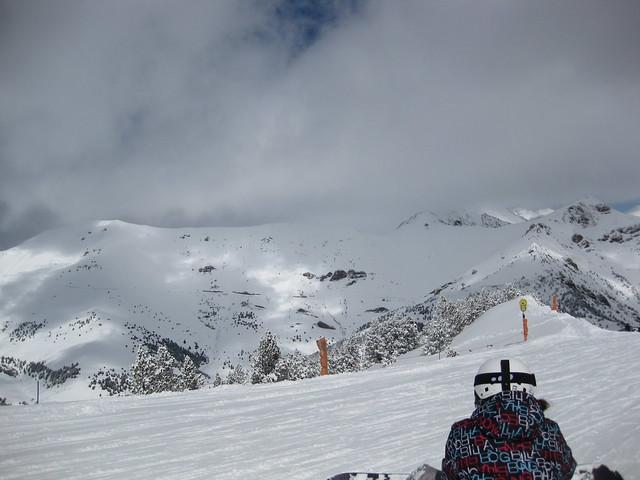 andorra vallnord la massana snowboard