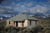 Abandoned House on Mono Lake