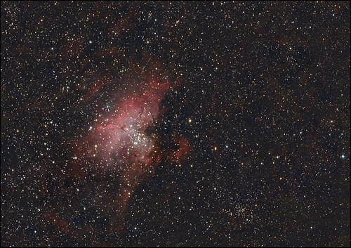 Eagle Nebula - M16 - Edit