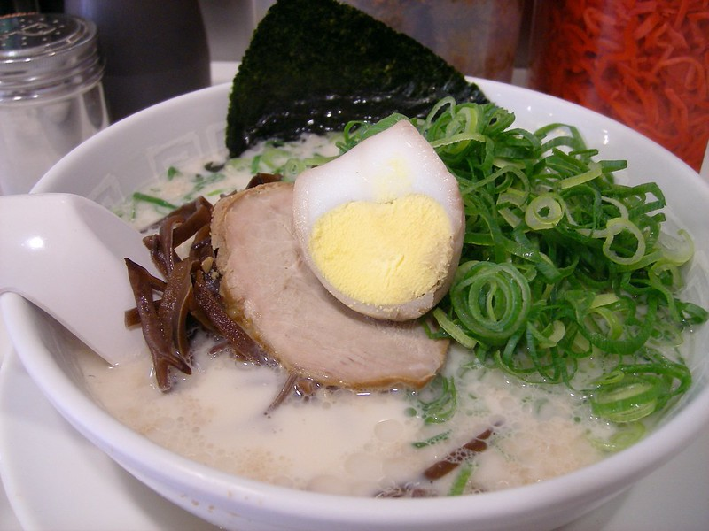 Tonkotsu ramen, 豚骨ラーメン