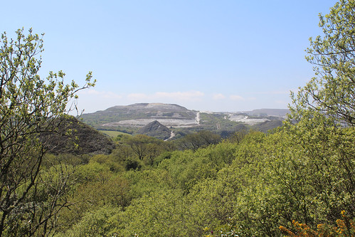 China Clay Country, Cornwall by Stocker Images