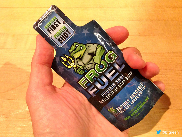 FrogFuel Liquid Protein Supplement (15g)
