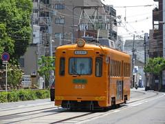 Hankai Tramway 352 (May 2013)