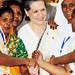 Sonia Gandhi at Aajeevika Diwas 2013 03