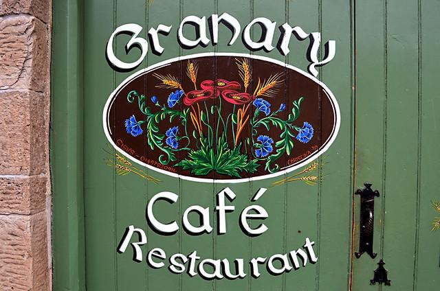 Granary, Hay on Wye, Wales