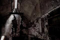 Dark Corner at Eastern State Penitentiary