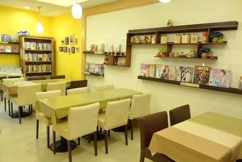 小魚散步親子咖啡書房