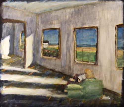 morning flowers shadow usa sunlight house art beach architecture painting reading lawrence cozy artwork chair view bright room kansas comfy