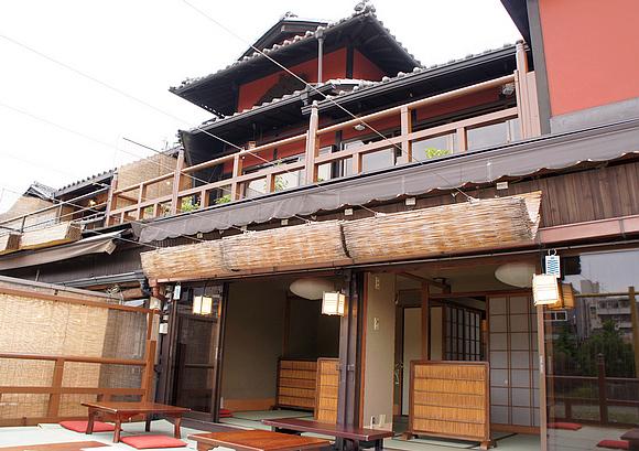 京都美食納涼床06